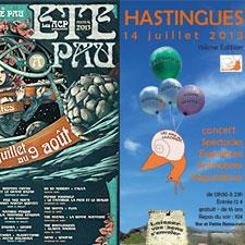 festival d'Hastingues et de Pau